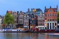 Электромобильный Амстердам