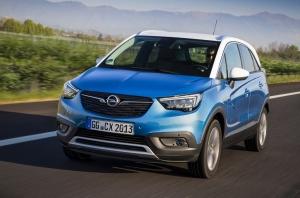 Opel Crossland X. Мал мала меньше