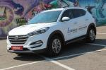Hyundai Tucson 1.6 T-GDi. Турботяга