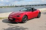 Тест-драйв Mazda MX-5: Mazda MX-5. Генератор позитива