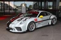 Академия вождения Porsche. Прокачиваем навыки
