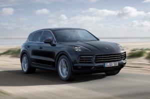 Тест-драйв Porsche Cayenne Turbo: Cayenne 2018 - все главное внутри