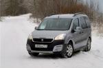 Тест-драйв Peugeot Partner: Движение и эмоции