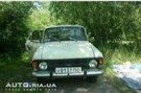 Москвич/АЗЛК 412 1990