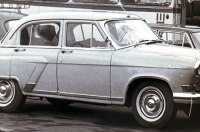 ГАЗ 21 Волга 1958