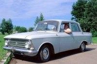Москвич/АЗЛК 408 1968