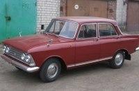 Москвич/АЗЛК 408 1969