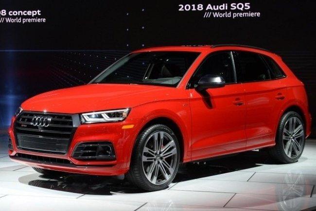 Новый Audi SQ5 сменил мотор и стал медленнее