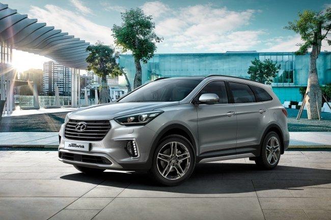 Обновленный Hyundai Grand Santa Fe уже доступен для заказа!