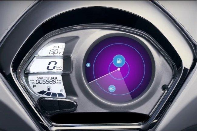 Kymco показала на CES в Лас-Вегасе новую электронную систему для скутеров