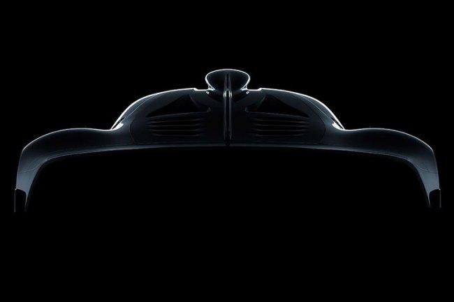 Mercedes придумал название для 1000-сильного гиперкара