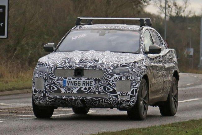 Jaguar выпустит компактный кроссовер E-Pace