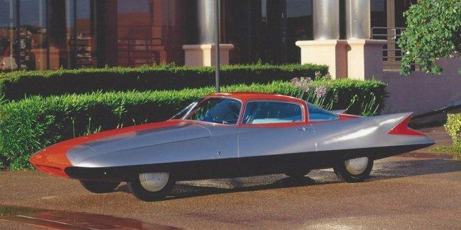 Уникальный газотурбинный прототип Chrysler пустят с молотка