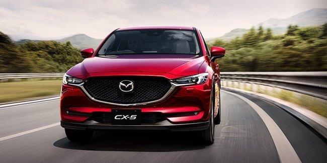 Mazda CX-5 станет семиместной