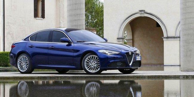 Новые Jeep, Dodge и Maserati построят на платформе Alfa Romeo Giulia