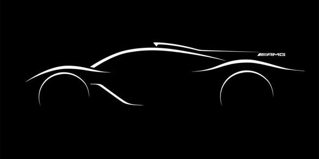 Mercedes представит 1000-сильный гиперкар в сентябре