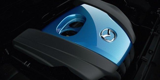 Mazda работает над новым силовым агрегатом из семейства Skyactiv II