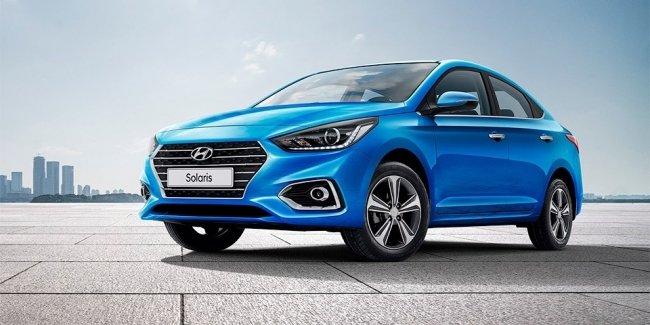 Представлен новый Hyundai Accent