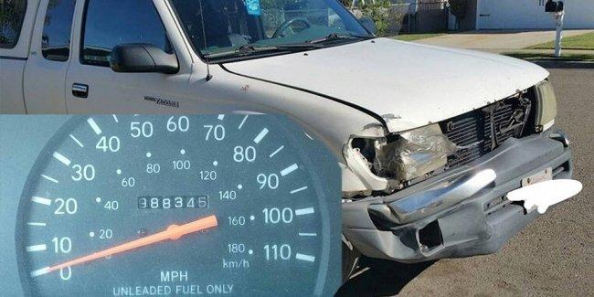 В США нашли Toyota Tacoma с пробегом 1,6 миллиона километров