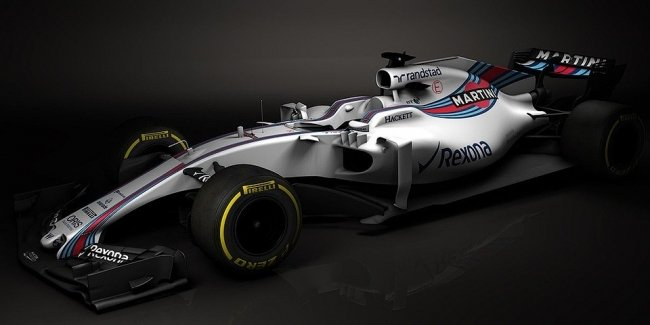 Команда Williams раскрыла новый болид