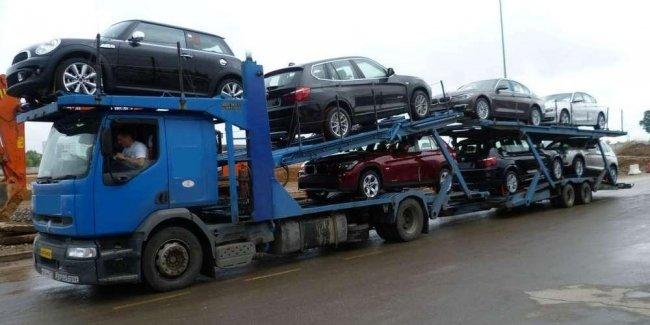 Импорт авто в Украину за 2016 год достиг $2 миллиардов