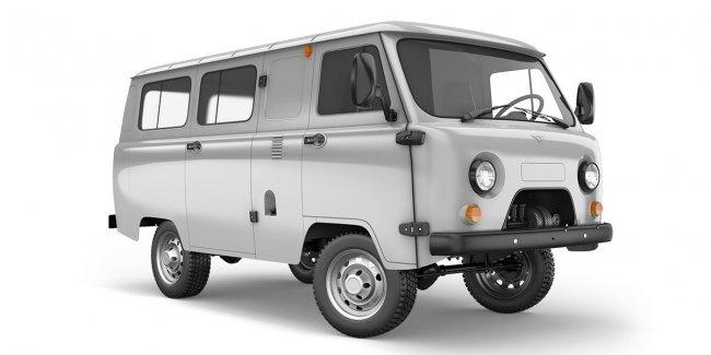 УАЗ представил самые доступные коммерческие автомобили