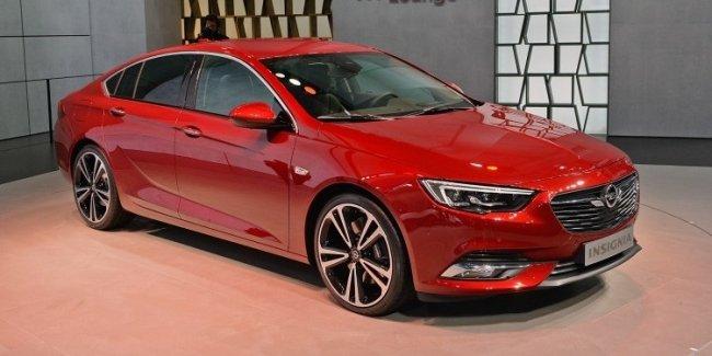 Opel Insignia стала крупнее после смены поколения
