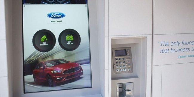 Ford разработал новый способ прохождения ТО