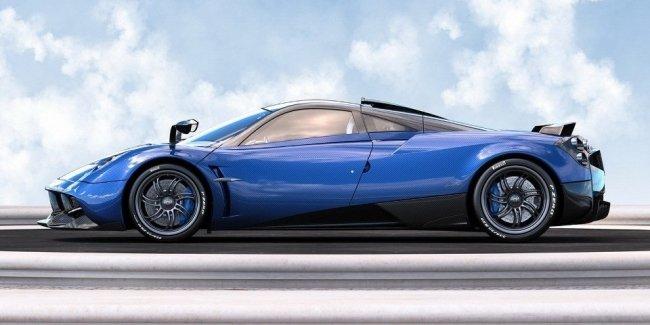 В Pagani восстановили уникальный суперкар после аварии