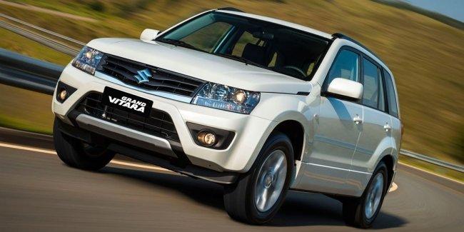 Suzuki готовит новое поколение для внедорожника Grand Vitara