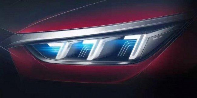 BYD Auto анонсировала премьеру ещё одного нового автомобиля