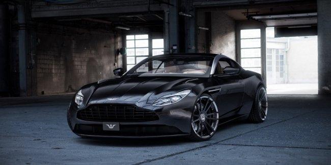 Купе Aston Martin DB11 получило 700-сильный двигатель