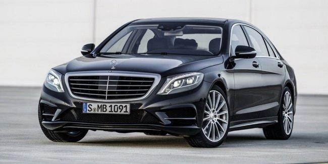 Новый Mercedes-Benz S-Class оснастят автопилотом