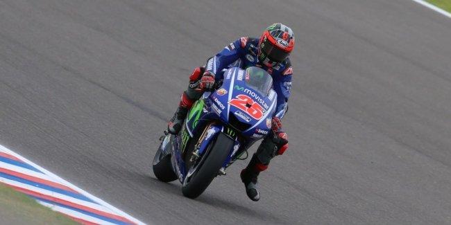 MotoGP: Маверик Виньялес - победитель Гран-при Аргентины