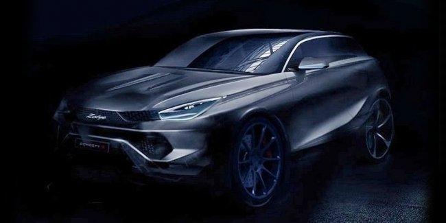 В Китае разработали копию Lamborghini Urus