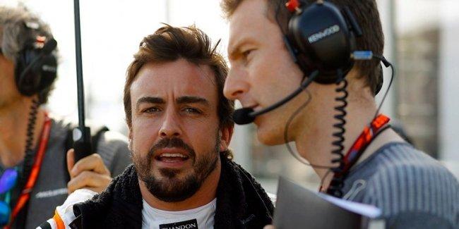 Фернандо Алонсо пропустит гонку в Монако ради «Инди-500»