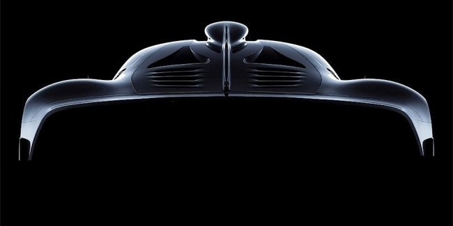Гиперкар Mercedes-AMG проедет на электротяге 30 километров