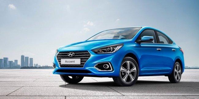 Стали известны цены на новый Hyundai Accent