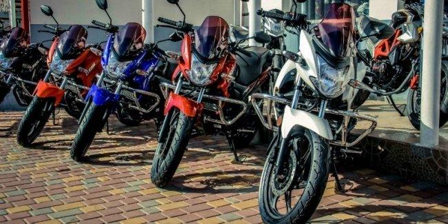 На украинском моторынке сменился лидер. Какой сейчас мотоцикл самый популярный?