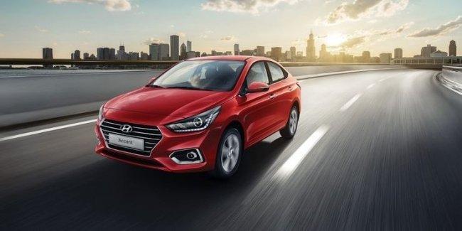 Новый Hyundai Accent 2017 уже в Украине!