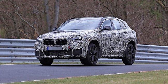 Серийный BMW X2 сохранит внешность концепт-кара