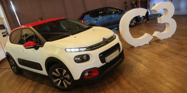 Новый Citroen C3 официально в Украине - первые впечатления и цены
