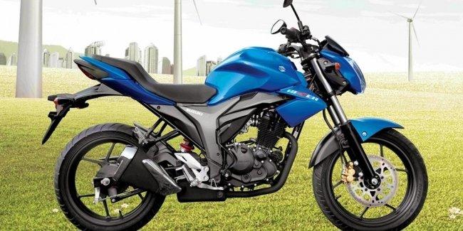 Компания Suzuki выпустила более 3 миллионов мотоциклов в Индии