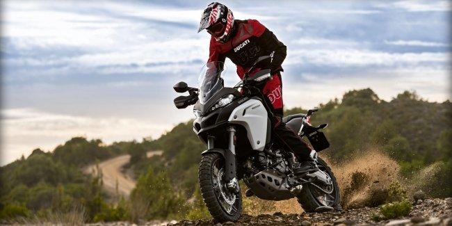 Ducati отзывает немного Multistrada 1200