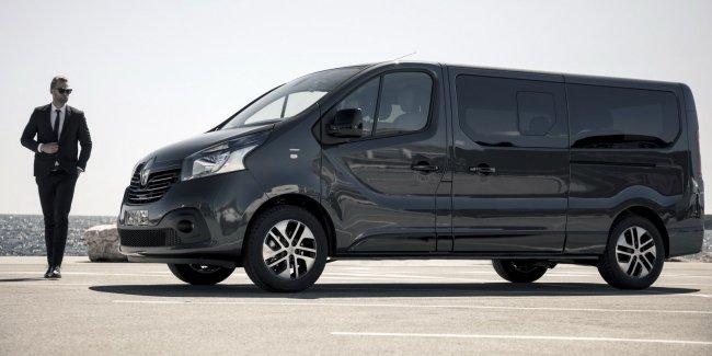 Renault превратил Traffic в мобильный офис