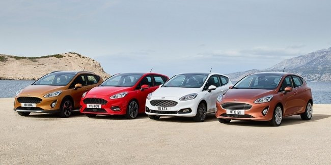 Ford начал серийное производство новой Fiesta для Европы