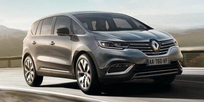 Renault Espace получил спортивный мотор