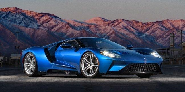 У гонитві за майбутнім: як компанія Ford створила суперкар GT для випробування технологій майбутнього