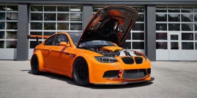 Немецкие тюнеры построили экстремальный вариант BMW M3