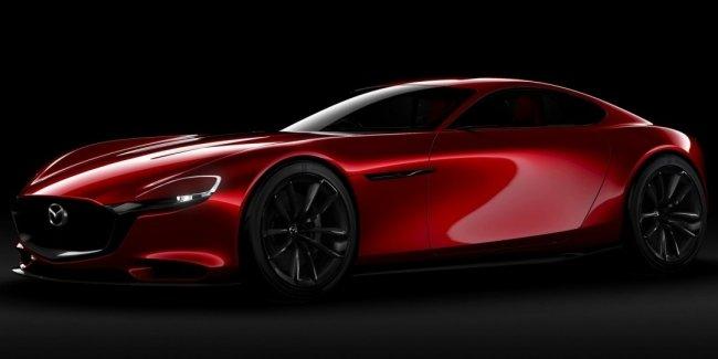 Новый спорткар Mazda RX-8 может получить водородный роторный мотор